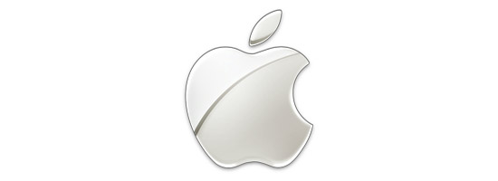 The Current Apple Logo