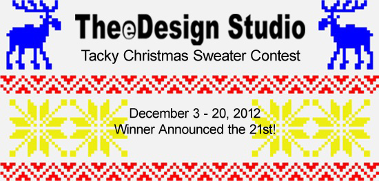 Tacky Christmas Sweater Contest Raleigh NC