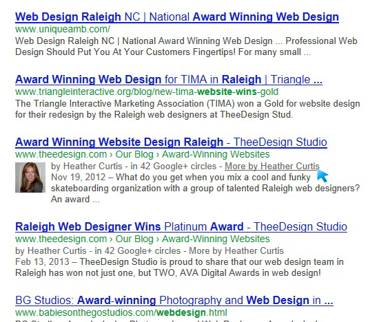 Why you should add Google Authorship markup