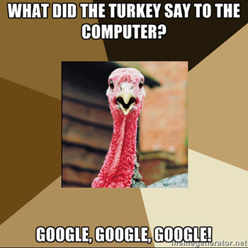 Happy Thanksgiving from Our Raleigh Web Design Team