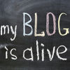 My Blog Is Alive
