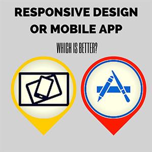 Responsive Web Design vs App