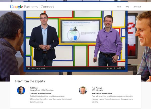 Marketing a Google Hangout