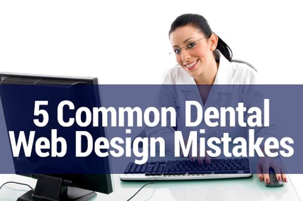 5 Dental Website Design & SEO Mistakes   TheeDesign