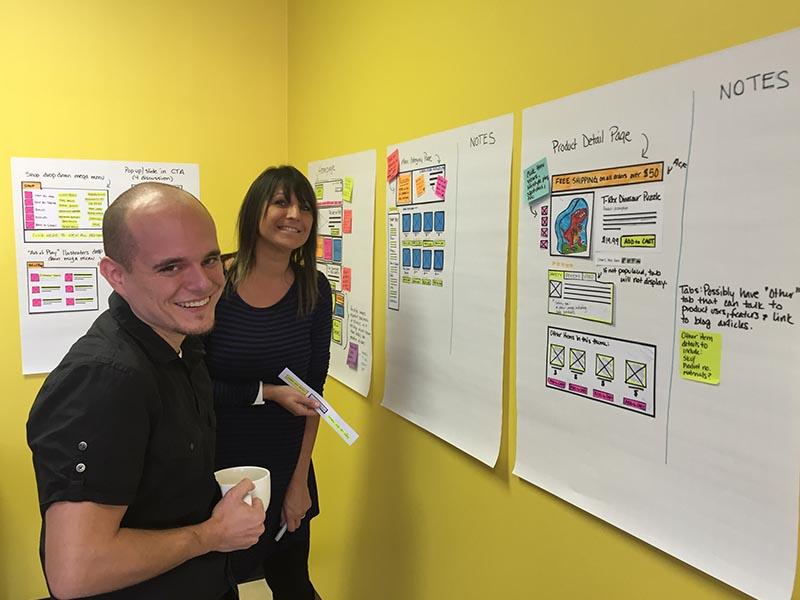 Web Design Team