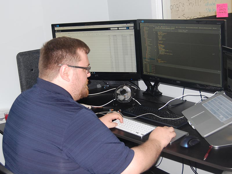 Web Programmer Raleigh