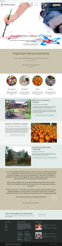 Web Design & SEO Raleigh