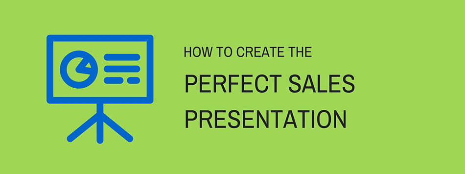 Perfect Sales Presentation