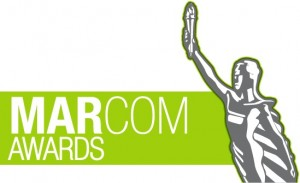 MarCom Web Design Award Logo