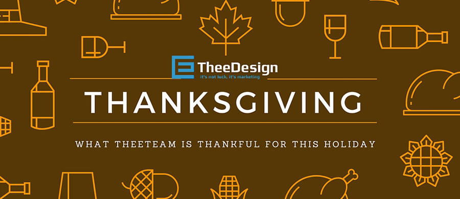Thanksgiving Thankful at Raleigh Web Design Agency