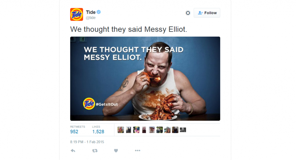 tide twitter super bowl 49