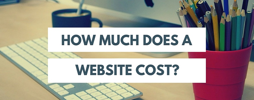 Cost of Web Design Raleigh