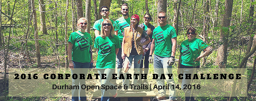 TheeTeam Raleigh Earth Day Challenge