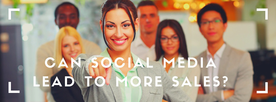 Social Media Helps Sales