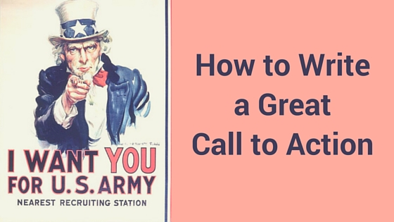 Learn to Write Call to Actions