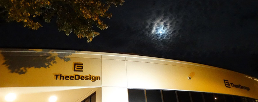 Halloween 2016 at TheeDesign - Raleigh Web Design and Digital Marketing