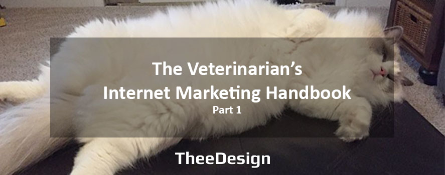 Veterinarian Internet Marketing - Cat at TheeDesign