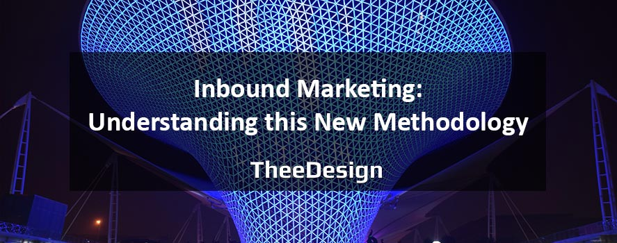 Inbound Marketing Methodology Funnel - TheeDesign Raleigh