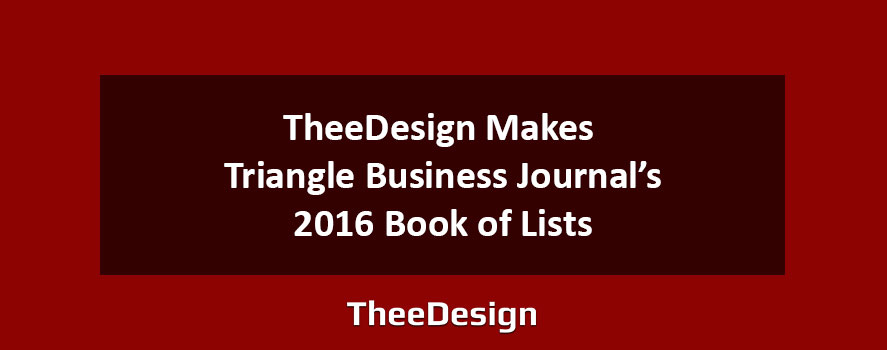 triangle business journal book of lists 2016 theedesign
