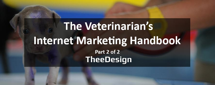 Veterinarian Internet Marketing - Dog at TheeDesign