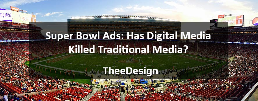 How to Spend a Super Bowl Marketing Budget by TheeDesign