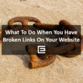 What to do when your website has broken links - TheeDesign SEO Company in Raleigh