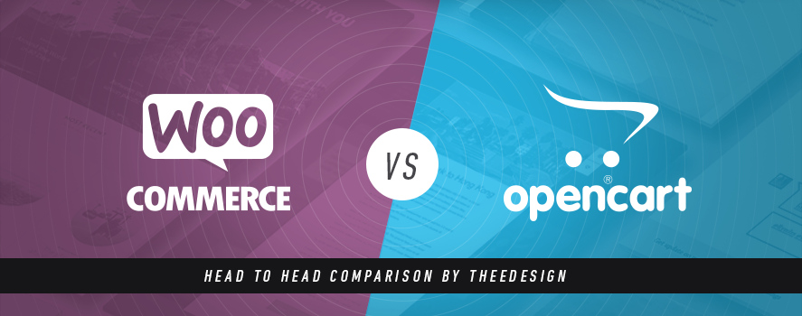 WooCommerce vs. OpenCart by TheeDesign - Ecommerce Website Development and Marketing