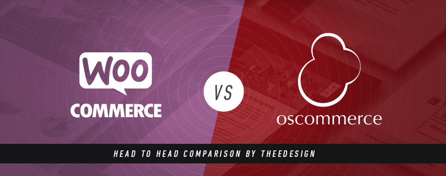 WooCommerce vs. OsCommerce by TheeDesign - Ecommerce Website Development and Marketing