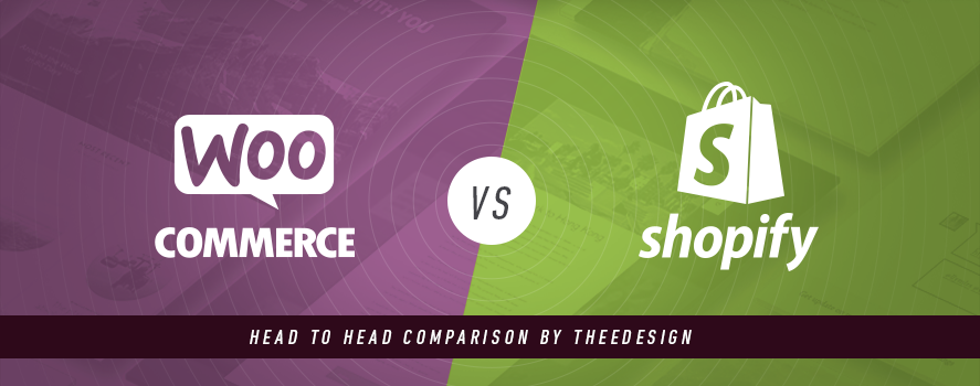 WooCommerce vs. Shopify by TheeDesign - Ecommerce Website Development and Marketing