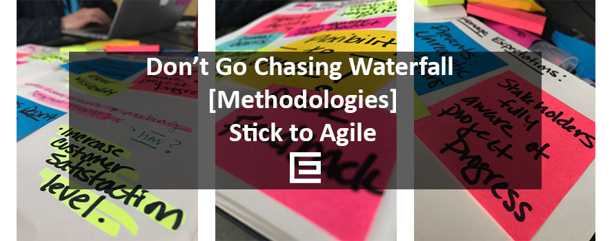 Don't Go Chasing Waterfall [Methodologies], Stick to Agile - Web Development by TheeDesign of Raleigh, NC