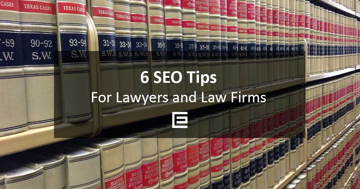 6 SEO (Search Engine Optimization) Tips for Lawyers - TheeDesign