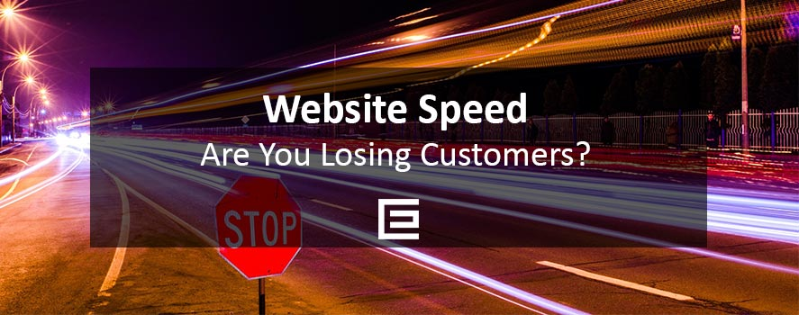 Website Speed - Are You Losing Customers? - TheeDesign Marketing Agency Raleigh