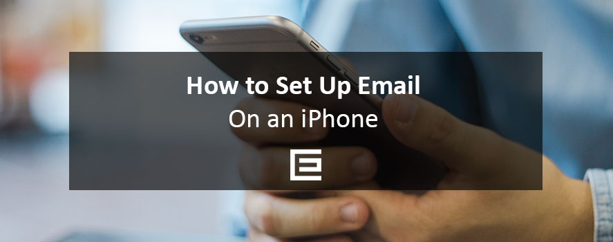 How to Set Up Email on an iPhone - TheeDesign Raleigh