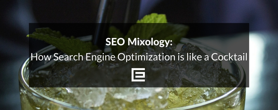 How SEO is like a cocktail