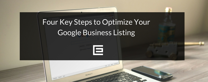 How to optimize Google Business in 4 easy steps