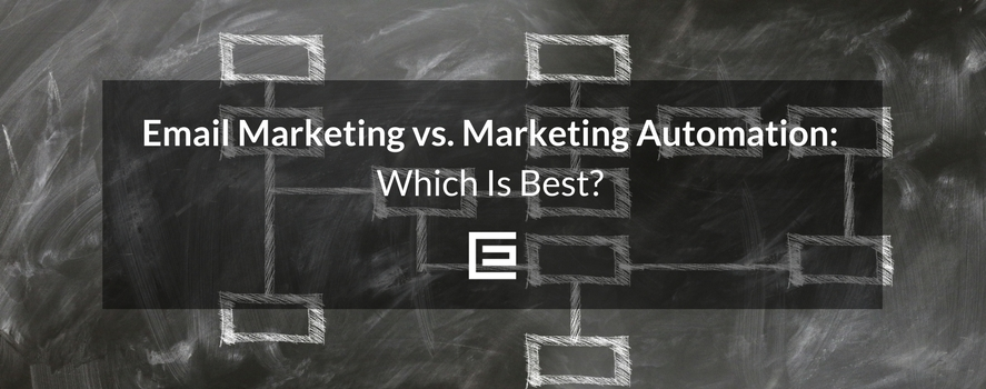Email Marketing vs. Marketing Automation: Which Is Best?