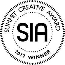 2017 Summit Creative Award Winner