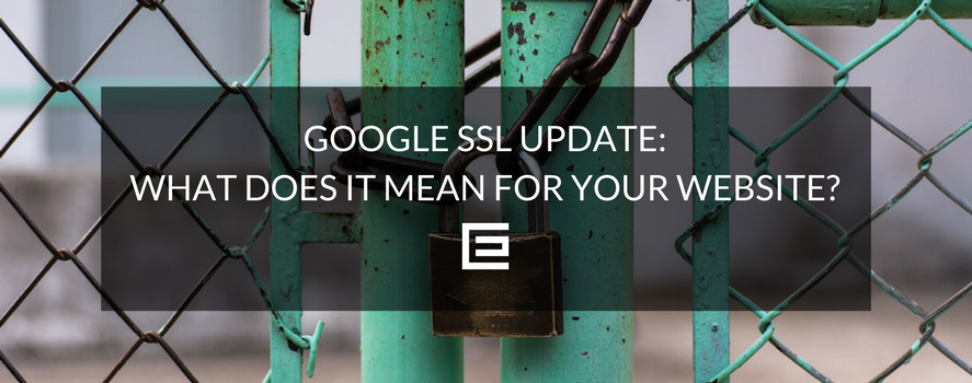 Google SSL Update