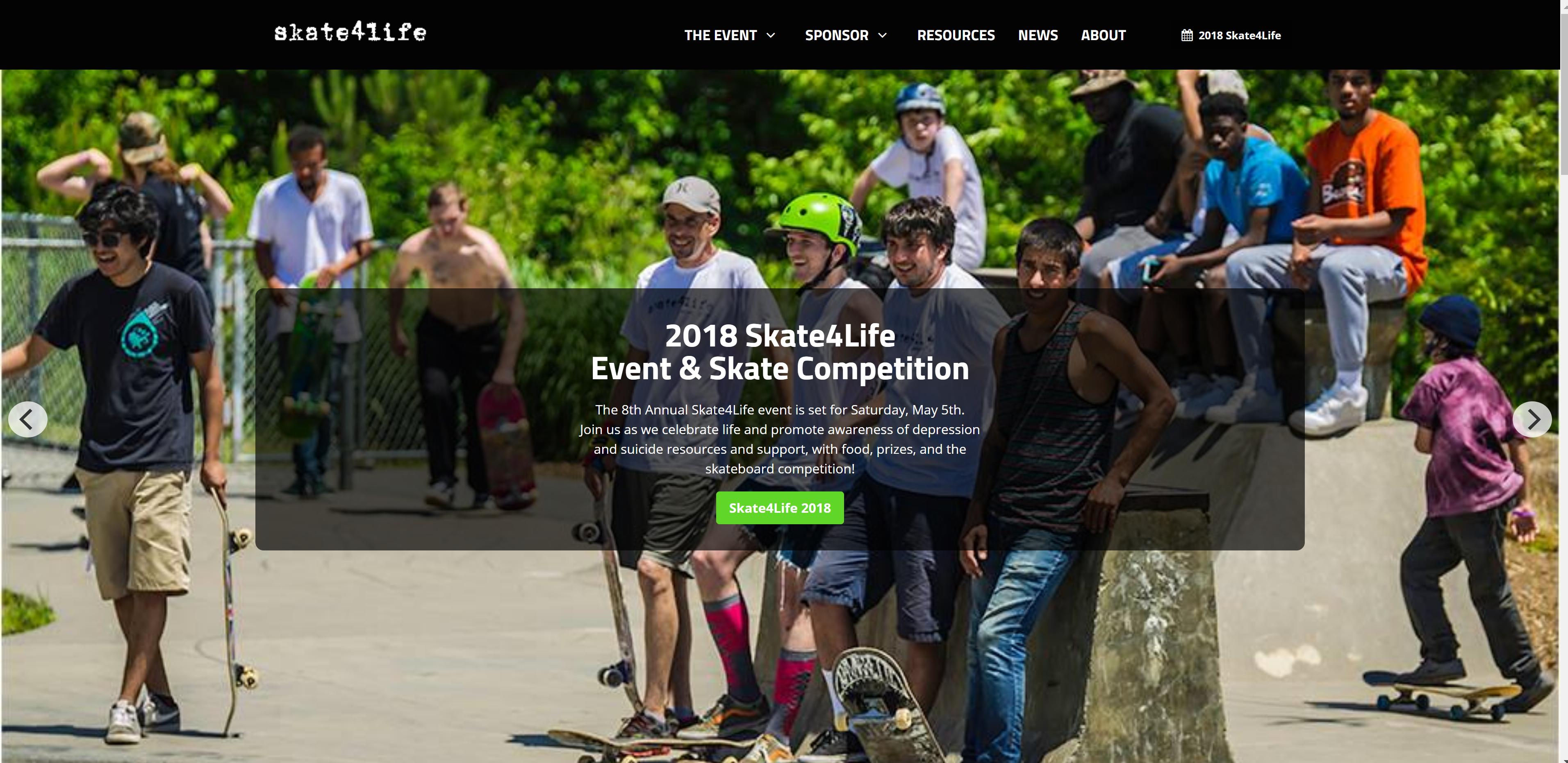Skate4LifeNC.com