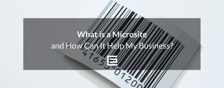 microsite leveraging