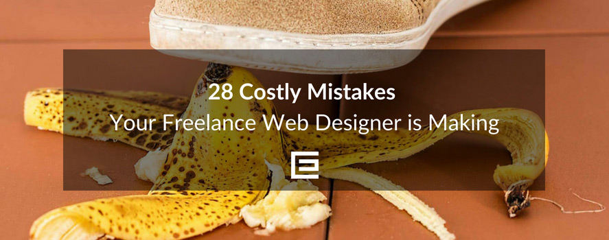 web designer mistakes