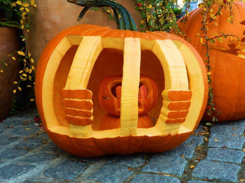 imprisoned pumpkin
