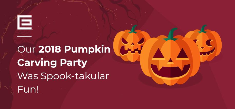 2018 Pumpkin Carving Blog Header