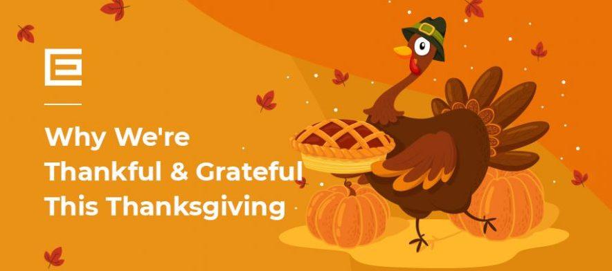 Thankful & Grateful Thanksgiving